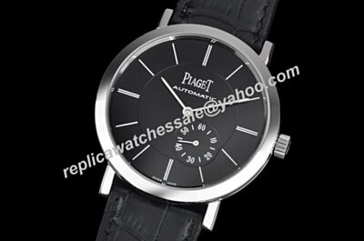 Cheap Men's Piaget G0A37126 43mm Altiplano White Gold Bezel Classic Automatic Watch