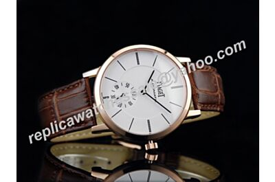 Piaget Altiplano Ref G0A3813 Swiss Auto 40mm Men 18k Rose Gold Bezel Watch BJ017