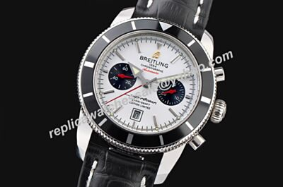 Breitling A272G93ORC Superocean Heritage Red Hands 46mm Chrono 2-Toen Males Swiss Watch BNL105