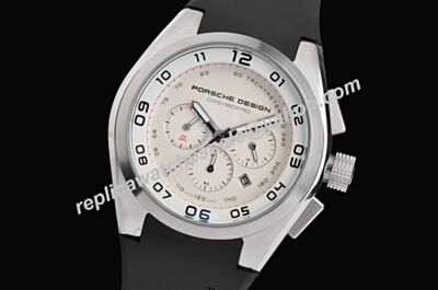 Porsche Design P'6620 Dashboard chronometer Date  24 Hours Luminous Watch Rep
