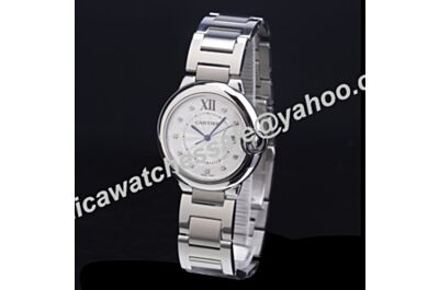 Women's Ballon Bleu de Cartier Diamonds Markers WE902074 No Date Watch Clone