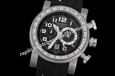 Rep Graham 2SAAC.B03A Silverstone Stowe Racing Chronograph Classic Endurance 24hr Watch