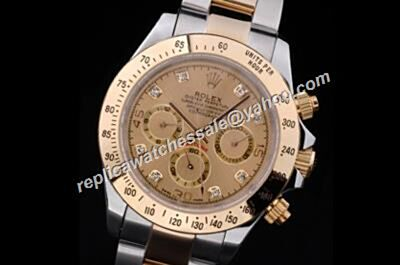 Replica Rolex 1992 Winner 24 Daytona 116503 18k Rose Gold  Dial Watch