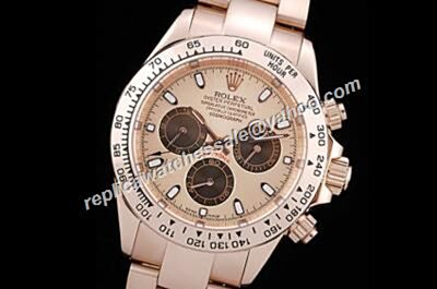 Superior Rolex 116505-78595 Champagne Gold Dial Auto Daytona 40mm 1992 Winner Special Oyster Watch