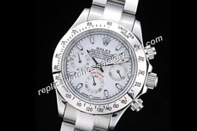 Rolex Winner 1992 Daytona 24 Auto Chorono Design White Gold Watch