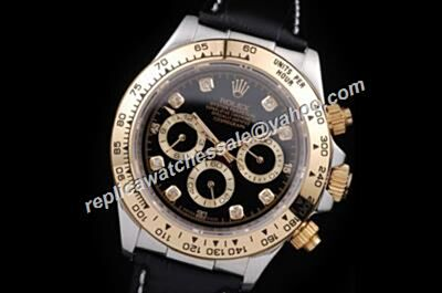 Rolex Black Dial Auto Daytona 40mm 1992 Winner 24 Special Watch
