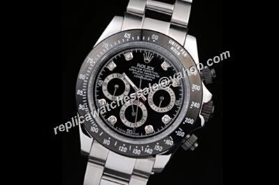 Rolex 1992 Panda Paul Daytona Black Winner 24 Special Edition Watch