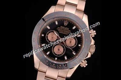Excellent Quality Rolex Daytona 116505-78595 Auto 40mm Blue Face Knockof Mens Oyster Watch