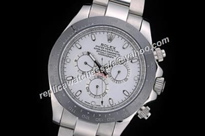 Excellent Quality Vintage 1992 Rolex Newman Winner Daytona 24 Special Edition Auto White Watch
