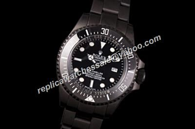Rolex 116660 Jacques Piccard Special Pro-Hunter Deepsea Sea-Dweller Watch