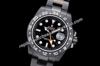 Awesome Rolex Mens 216570 Explorer Ii Pro-Hunter Style Special Watch