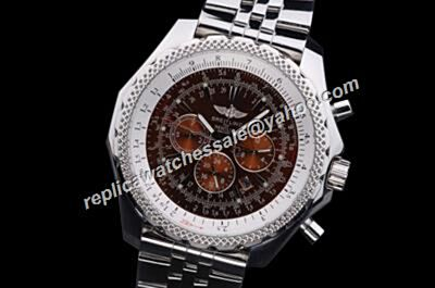 Breitling Bentley Ref A444Q69SP Bentley 6.75 Motors Speed 24 Hours Chronograph 47mm Father's Watch Fake