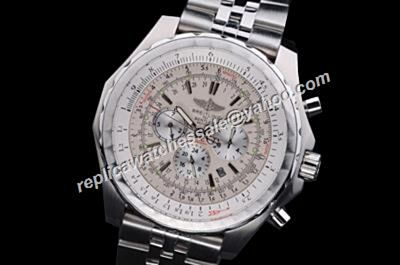Breitling Bentley A256G52SPS 24h Motors T Speed Day Date Gents Variable Tachymeter Bezel Watch