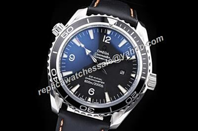 Omega Seamaster 600m/2000ft 232.32.46.21.01.003 Professional Mens White Gold SS Swiss Watch