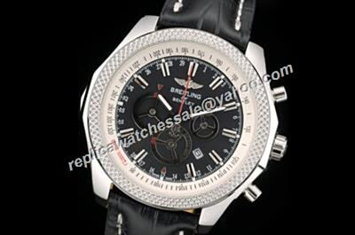 Breitling Bentley 24h R2536621-G733-441X-A20BA Motors Barnato Racing Chrono Black 47mm Watch