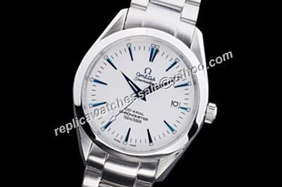Cheap Omega Seamaster 150m/500ft Automatic Silver Bracelet Ref 231.10.42.21.02.005 Date Watch