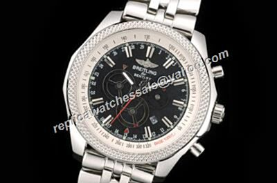Breitling Bentley 47mm Chronograph Barnato men's Racing A25366 Date Watch