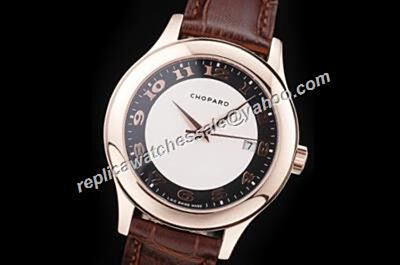 Chopard L.U.C Swiss made Rose Gold  couples 40mm Date 2-Tone Watch