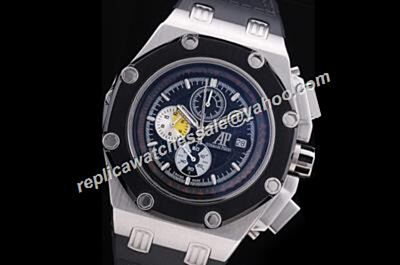 Audemars Piguet Chronograph Offshore Limited Edition 2-Tone Ref 26290PO.OO.A001VE. Replica Watch