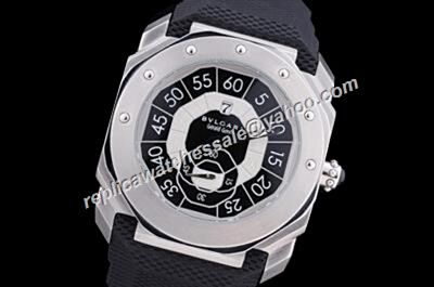 Bvlgari Octo finissimo minute repeater BGOW45BGLDCHQ Square Black Automatic Watch