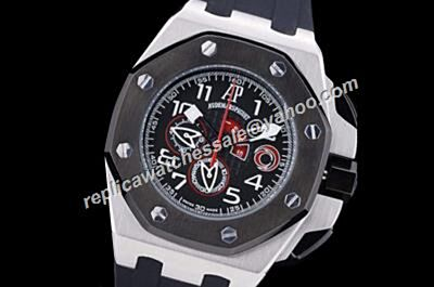 AP Alinghi Team 26062PT.OO.A002CA.01 Offshore Limited Chronograph Gents Red Hands Watch