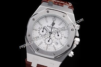 Audemars Piguet 30TH Anniversary Automatic Chronograph Royal OAK Limited 24 Hours Watch