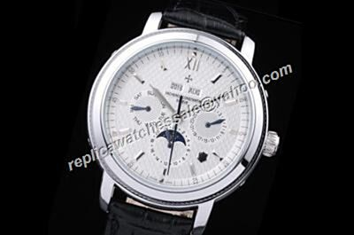Vacheron Constantin Perputal Calendar Patrimony 43175/000R-9687 Moonphase 24 Hours Day Date Watch