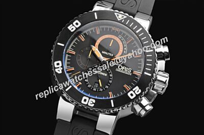 Oris Carlos Coste Limited Edition Chronograph Diving Fake Minutes Repeater Watch