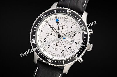 Cheap IWC Die Grosse Fliegeruhr Limited Edition GMT Chronograph Date Watch