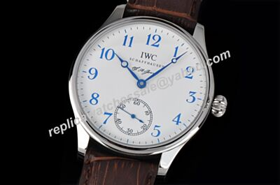 Replicated IWC IW544203 Portuguese F.A. Jones Platinum  Limited 500 Pieces Auto Watch