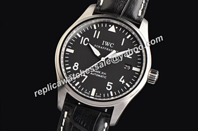 Reproduction IWC Pilot's IW325601 Classic Swiss Auto Movement Mark XVI Watch IWC037