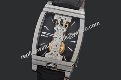 Corum Golden Bridges titanium Black 213.150.59/0001 GN11Automatic White Gold Phony Watch