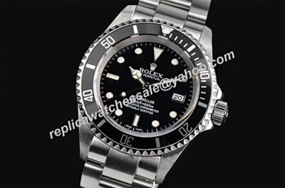 Rolex Sea Dweller 116660-98210 Deepsea Black Face Swiss Movement Watch LLS197