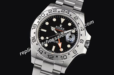 Rolex Explorer Ii Swiss Movement 216570 Automatic-Self-Wind Mens Black Watch LLS338