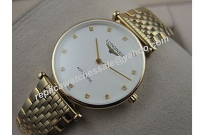 Longines La Grande Classique L42094876 24mm Diamonds Ladies Watch LQ032