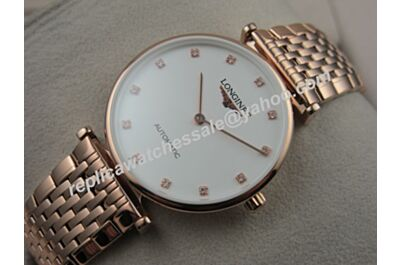 Longines Ref  L4.209.1.97.8 La Grande Classique De Longines Diamonds 24mm Unisex Watch