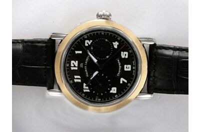 Rep Maurice Lacroix Masterpiece Automatic Day Date Black Gents Watch