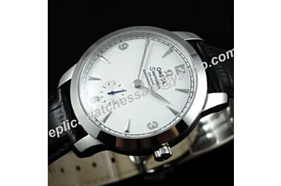Omega Seamaster 2012 London Olympic Limited Edition  Mens White Gold SS Watch OMJ179