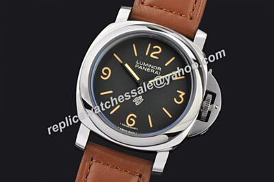 Panerai Luminor Marina Logo Acciaio 44MM Mechanical Men Watch PAM00632 2017 New Replica