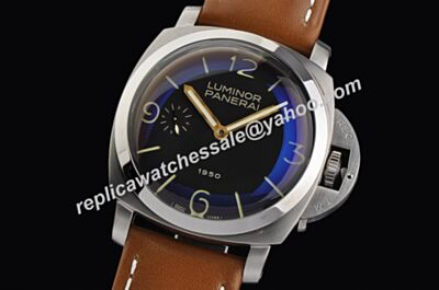 Men's Panerai Luminor Marina 1950 3 Days Automatic Movement 44mm Watch