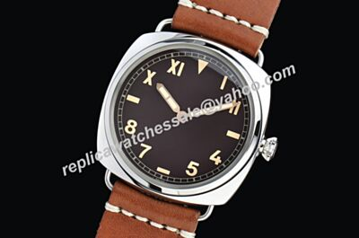 Fake Panerai Composite Limited Edt Radiomir PAM00448 Auto 47mm Men Strap Watch
