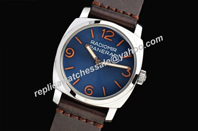 Nice Price Panerai Radiomir PAM00685 8 Days Special Blue Face Watch