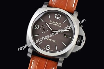 Panerai PAM00312 Luminor Marina 1950 3 Days 42mm Sandwich Dial Watch