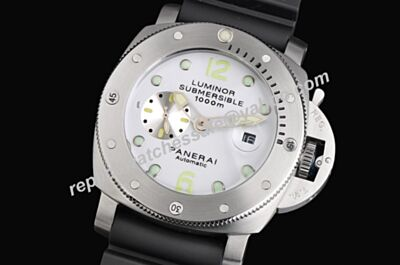 Panerai Luminor Submersible 1000m Stainless Steel 44mm Automatic Men's Watch