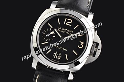 "Panerai PAM366 ""Fu"" Luminor Marina Special Edition For Duplicated China Watch"