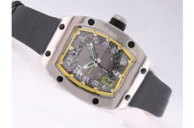 Low Price Richard Mille RM 005-FELIPE MASSA Yellow Seconds Repeat Scale Watch