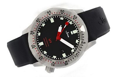 Swiss Made Sinn U1 1010 Die Taucheruhr U-Boot-Stahl Date Automatic Watch Replica Sinn001