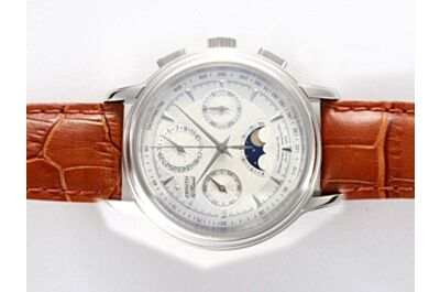 Swiss Zenith El Primero Ref 18.2180.4003/01.C713 Moonphase Chronomaster 42mm Men Auto Watch ZEN025